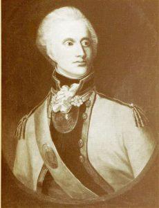 Lord Charles Somerset was 'n tiran van die eerste water. Maar hy het hom teen die Skotse Setlaars van die Oos-Kaap vasgeloop.